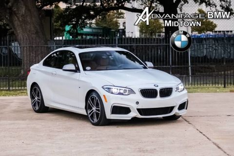 2019 BMW 2 Series M240i xDrive