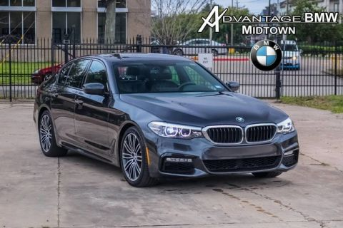 2017 BMW 5 Series 530i RWD MSPORT PREMIUM HK DR ASSIST APPLE