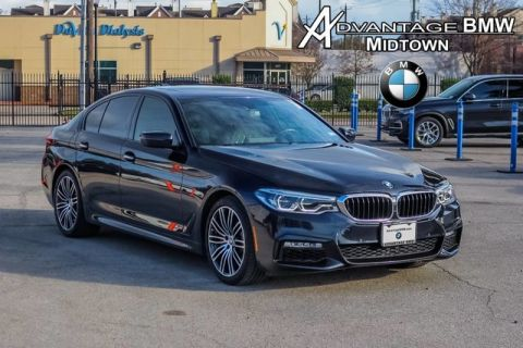 2017 BMW 5 Series 540i RWD MSPORT